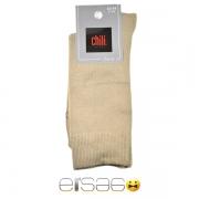 Светло-коричневые мужские носки Chili