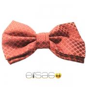 Красная мужская бабочка-галстук Эльсаго в клетку