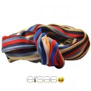Разноцветный мужской шарф Эльсаго