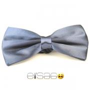 Серо-синяя мужская бабочка-галстук Эльсаго