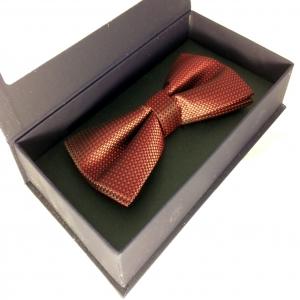 Галстук-бабочка в подарочной коробке