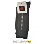 Черные мужские носки Chili с узором