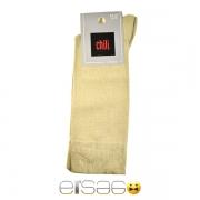 Темно-желтые мужские носки Chili
