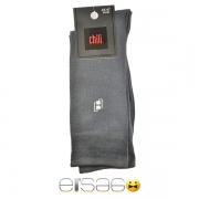 Серые классические мужские носки Chili